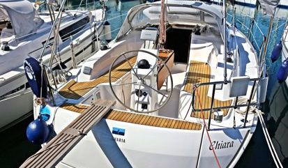 Segelboot Bavaria Cruiser 33 (2013)