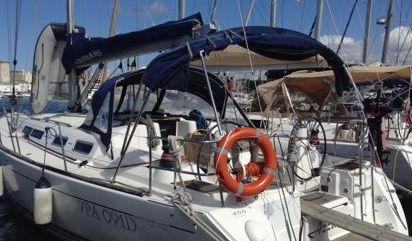 Segelboot Dufour 455 Grand Large (2008)