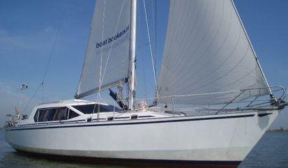 Sailboat Van De Stadt 40 (2002)