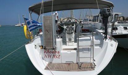 Sailboat Beneteau Oceanis 36 (2004)