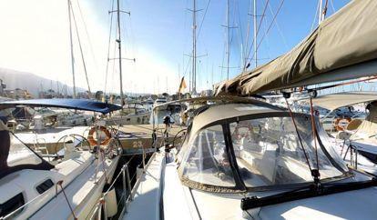 Segelboot Jeanneau Sun Odyssey 43.9 (2015)