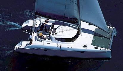 Catamaran Fountaine Pajot Lavezzi 40 (2010)