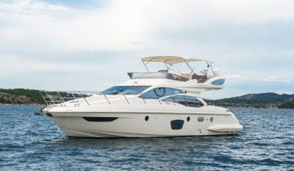 Motor boat Azimut 47 (2009)
