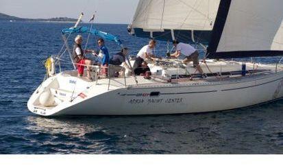 Sailboat Elan 431 (1996)
