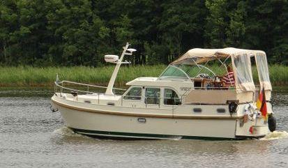 Houseboat Linssen Grand Sturdy 29.9 AC (2008)