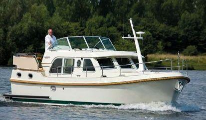 Houseboat Linssen Grand Sturdy 34.9 (2009)