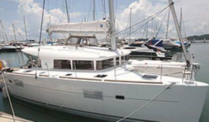 Catamarán Lagoon 400 S2 (2015)