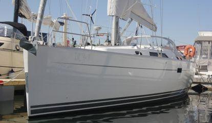 Sailboat Hanse 430 (2009)
