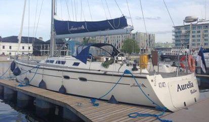 Sailboat Hanse 531 (2004)