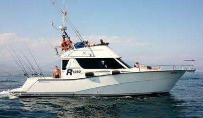 Barco a motor Rodman 12.50 (2012)