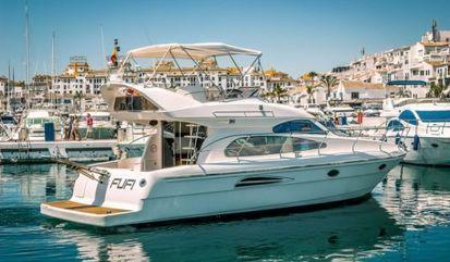 Motor boat Astondoa 40 (2002)