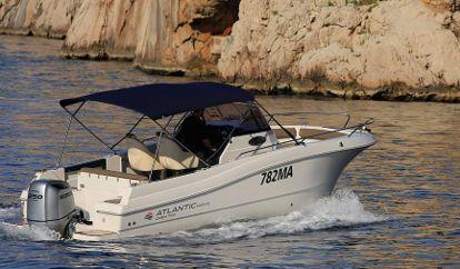 Speedboat Atlantic Marine 750 Open (2016)