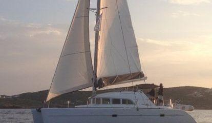 Catamaran Lagoon 380 (2003)