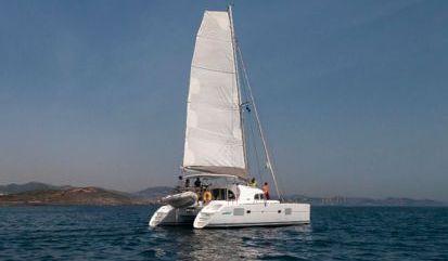 Catamaran Lagoon 380 S2 (2009)