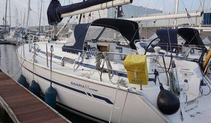 Sailboat Bavaria Cruiser 36 (2006)