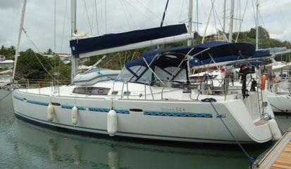 Sailboat Beneteau Oceanis 54 (2009)