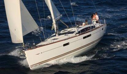Sailboat Jeanneau 53 (2013)