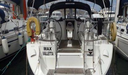 Segelboot Dufour 455 Grand Large (2009)