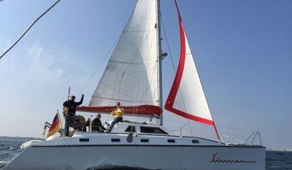 Catamarán Tonga 40 (2002)