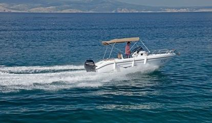 Speedboat Ranieri Shadow 20 (2016)