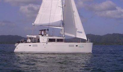 Catamarán Lagoon 450 (2012)