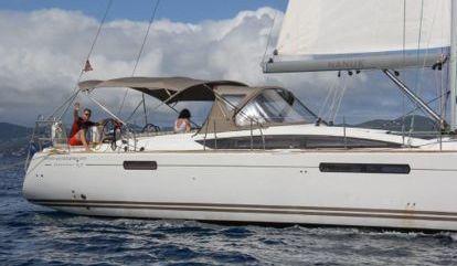 Sailboat Jeanneau 57 (2014)