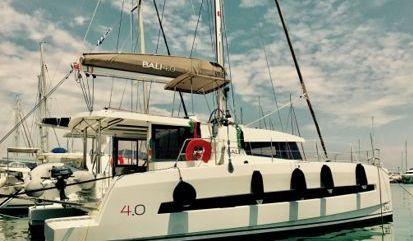 Catamarano Bali 4.0 (2017)
