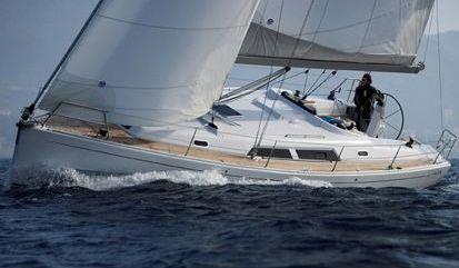 Sailboat Hanse 400 (2007)