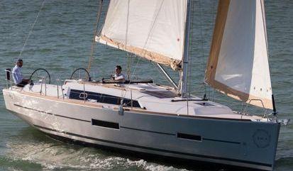 Segelboot Dufour 382 GL (2018)