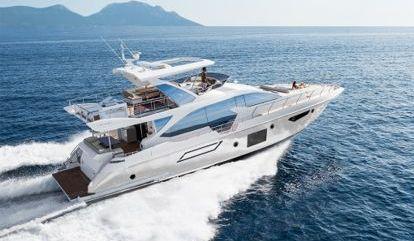Motor boat Azimut 72 Fly (2018)