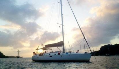 Sailboat Beneteau Oceanis 50 (2002)