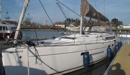 Sailboat Jeanneau Sun Odyssey 509 (2015)