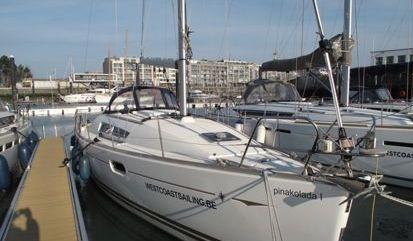 Sailboat Jeanneau Sun Odyssey 36 i (2011)
