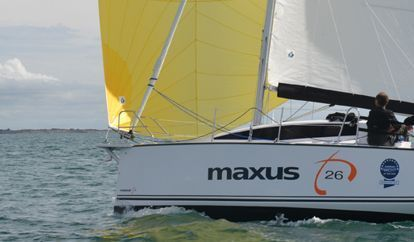 Sailboat Maxus 26 (2018)