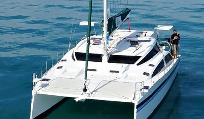 Catamarán Island Spirit 380 (2016)