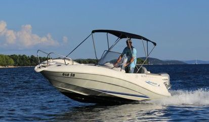 Speedboat Quicksilver Activ 505 Open (2008)