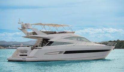 Motor boat Galeon 640 Fly (2009)