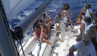 Sailboat Dufour Gib Sea 34 (2003)