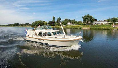 Houseboat Linssen Classic Sturdy 35 AC (2018)
