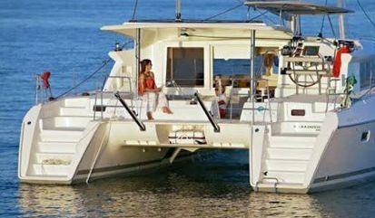Catamaran Lagoon 421 (2013)