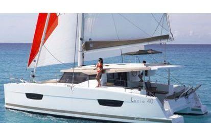 Catamarán Fountaine Pajot Lucia 40 (2016)