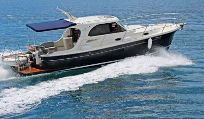Motor boat Adriana 36 (2016)