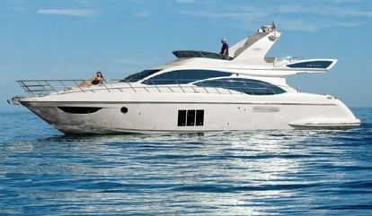Motor boat Azimut 58 (2009)