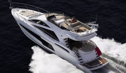 Motor boat Sunseeker Manhattan 68 (2016)