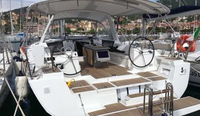 Segelboot Beneteau Oceanis 45 (2017)