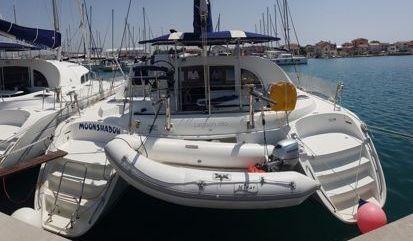 Catamarán Lagoon 380 (2010)