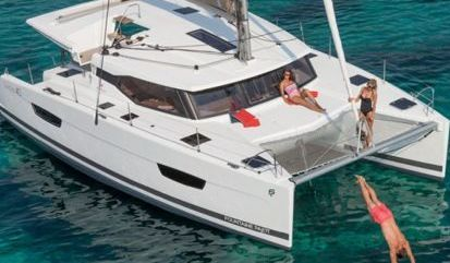 Catamarán Fountaine Pajot Lucia 40 (2018)