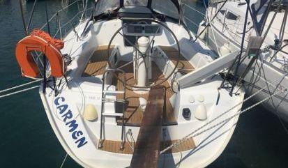 Sailboat Jeanneau Sun Odyssey 32 ii (2008)