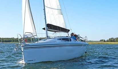 Sailboat Maxus 28 (2017)