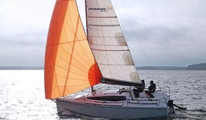 Sailboat Maxus Evo 24 (2017)